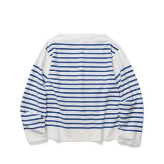 YAECA - Leno and co バスクシャツ Basque shirt