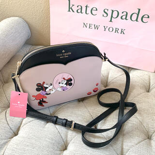 kate spade new york - 新品*ケイトスペードxディズニー*メイクミニーショルダーバッグ