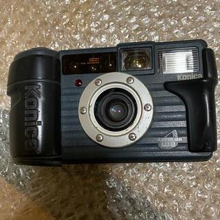 コニカミノルタ(KONICA MINOLTA)のsakura様専用 2台セット現場監督 konica lens28WB カメラ(フィルムカメラ)