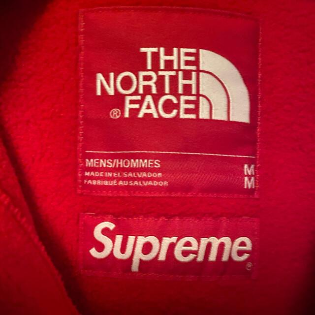 Supreme(シュプリーム)のsupreme north  face Denali jacket M メンズのジャケット/アウター(ブルゾン)の商品写真