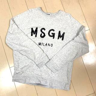 MSGM - 消毒済み★MSGM スウェット