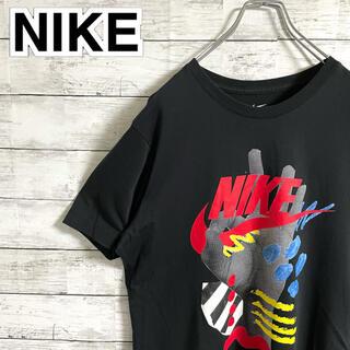 ナイキ(NIKE)の【大人気】ナイキNIKE☆ビッグロゴ ブラック 半袖Tシャツ(Tシャツ/カットソー(半袖/袖なし))