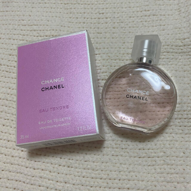CHANEL(シャネル)のCHANEL シャネル チャンス 香水 35ml コスメ/美容の香水(香水(女性用))の商品写真