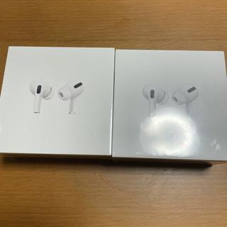 Apple - 2個 AirPods Pro MWP22J/A アップル ワイヤレスイヤホン