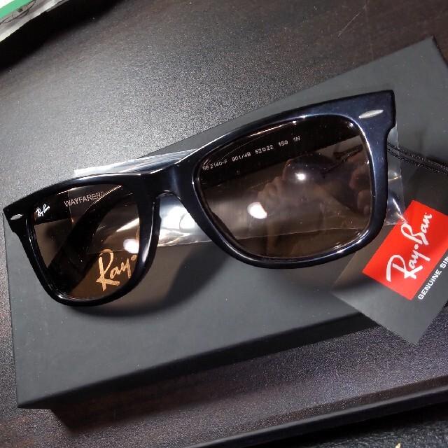 Ray-Ban(レイバン)のRAY-BAN サングラス 木村拓哉 WAYFARER オレンジ  メンズのファッション小物(サングラス/メガネ)の商品写真