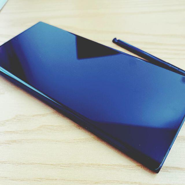 SIMフリー Galaxy Note 20 Ultra 5G SCG06 スマホ/家電/カメラのスマートフォン/携帯電話(スマートフォン本体)の商品写真