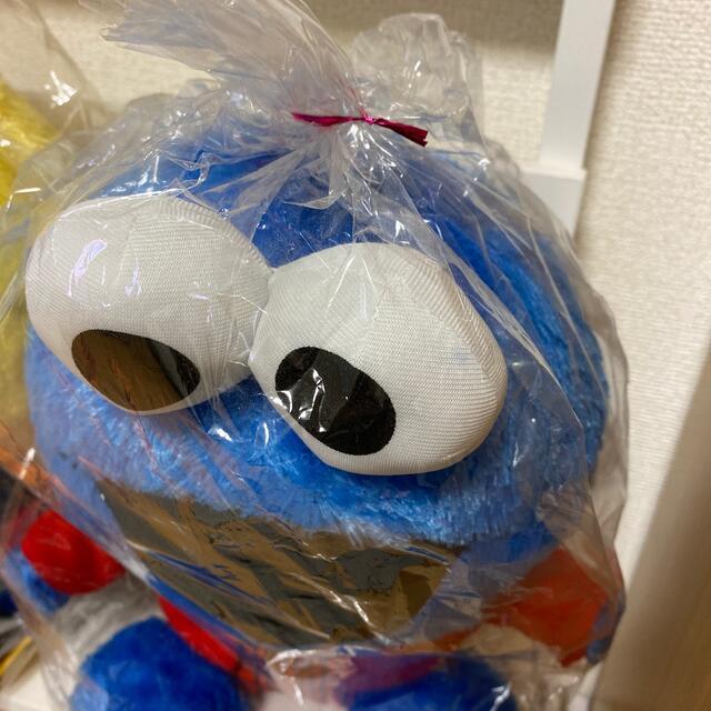 SHINee(シャイニー)のSHINee でかぬいぐるみ エンタメ/ホビーのおもちゃ/ぬいぐるみ(ぬいぐるみ)の商品写真