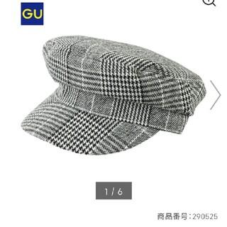 ジーユー(GU)のGU ジーユー マリンキャップ(キャップ)