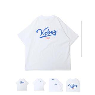 keboz Tシャツ Mサイズ ホワイト 新品(Tシャツ/カットソー(半袖/袖なし))