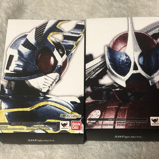 S.H.Figuarts 真骨頂 仮面ライダーガタック アクセル セット