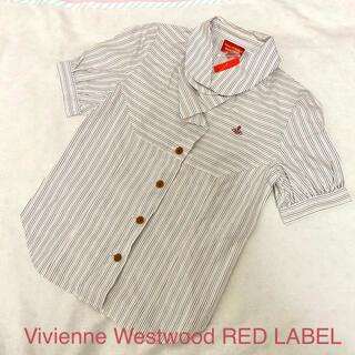 ヴィヴィアンウエストウッド(Vivienne Westwood)の新品タグ付き★Vivienne Westwood RED LABELブラウス(シャツ/ブラウス(半袖/袖なし))