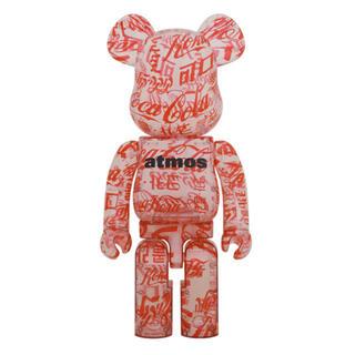 メディコムトイ(MEDICOM TOY)の在庫処分BE@RBRICK atmos × Coca-Cola 1000%(その他)