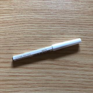 シセイドウ(SHISEIDO (資生堂))の資生堂眉墨鉛筆2番ダークブラウン  アイブロウペンシル未使用未開封 送料無料(アイブロウペンシル)
