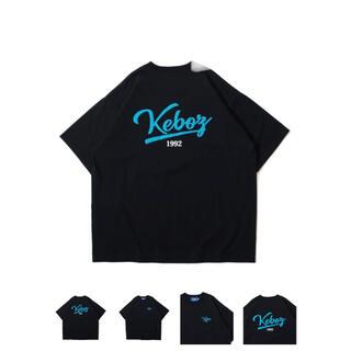 keboz Tシャツ Mサイズ ブラック(Tシャツ/カットソー(半袖/袖なし))