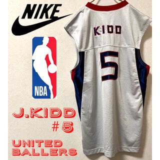 ナイキ(NIKE)のNIKE NBA UNITED BALLERS JASON・KIDD #5(バスケットボール)
