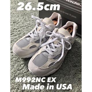 New Balance - 【美品】M992NC EX USA製 国内正規品