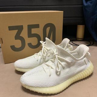 アディダス(adidas)のadidas Yeezy boost 350 v2 cream white(スニーカー)
