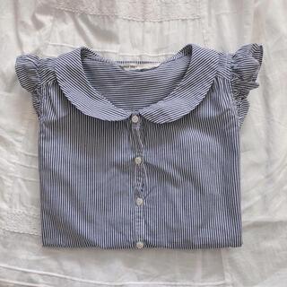 エヘカソポ(ehka sopo)のエヘカソポ ノースリーブシャツ(Tシャツ(半袖/袖なし))