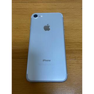 Apple - iPhone7 128GB SIMフリー シルバー