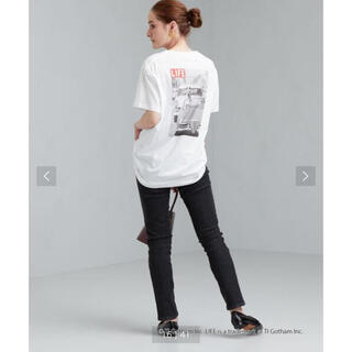 グリーンレーベルリラクシング(green label relaxing)のgreen label relaxing LIFEフォトTシャツ(Tシャツ(半袖/袖なし))