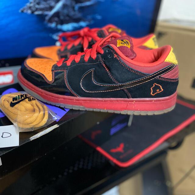 NIKE(ナイキ)のDUNK LOW PRO SB HAWAII 27.5 メンズの靴/シューズ(スニーカー)の商品写真