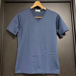 トゥモローランド(TOMORROWLAND)のTOMORROWLAND VネックTシャツ(Tシャツ/カットソー(半袖/袖なし))