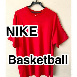 ナイキ(NIKE)のNIKE♥️Tシャツ♥️Basketball♥️古着♥️MADE IN USA(Tシャツ/カットソー(半袖/袖なし))