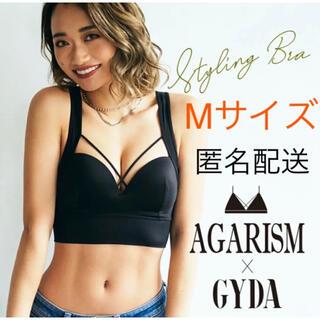 GYDA - 新品未開封♡AGARISM×GYDA ♡ナイトブラ スポーツブラ M