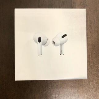 Apple - 【新品未使用】エアポッツプロ 国内正規品