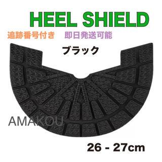 ヒールシールド HEEL SHIELD   Mサイズ ブラック(スニーカー)