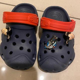 クロックス(crocs)のクロックス キッズ サンダル 14cm(サンダル)