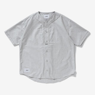 W)taps - WTAPS LEAGUE / SS / COTTON. OXFORD リーグ L