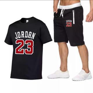 半袖 半ズボン セット ジョーダン 新品 送料無料(Tシャツ/カットソー(半袖/袖なし))
