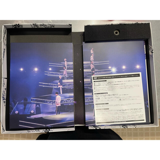 Johnny's(ジャニーズ)のSnow Man ASIA TOUR 2D.2D.(初回盤) DVD エンタメ/ホビーのDVD/ブルーレイ(ミュージック)の商品写真