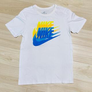 ナイキ(NIKE)のNIKE  ナイキ Tシャツ ビッグロゴ 白(Tシャツ/カットソー(半袖/袖なし))