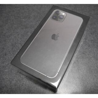 新品未開封 SIMフリー iPhone11 pro 64GB(スマートフォン本体)