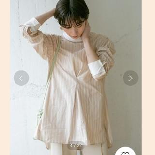KBF - 新品未使用☆KBFバンドカラーシャツ