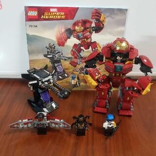 Lego - レゴ(LEGO) スーパー・ヒーローズ 76104