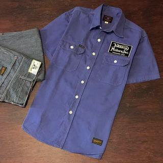 TOYS McCOY - 入手困難 完売カラー ジョンソンモータース トイズマッコイコラボ カスタムシャツ