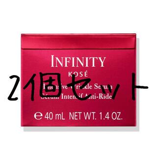 インフィニティ(Infinity)のインフィニティ インテンシブ リンクル セラム(付けかえ用)(フェイスクリーム)