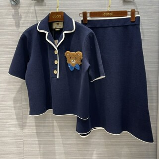 Gucci - Gucci ニット スーツ