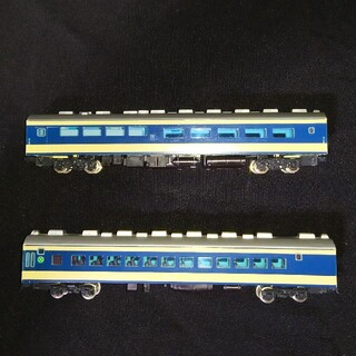 ジャンク Nゲージ KATO サロ581 サシ581(鉄道模型)