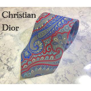 Christian Dior - 【貴重品】ディオール ネクタイ ブランドネクタイ Christian Dior