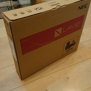 エヌイーシー(NEC)のユニ21様専用 PC-N1575AAR ノートパソコン 新品未使用(ノートPC)