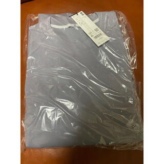 UNIQLO - 未使用 ユニクロ +J ドライスウェットシャツ グレー XL