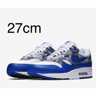 NIKE - NIKE AIR MAX 1 PRNT 27 atmos game royal