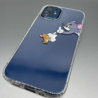iPhone - 新品 トムとジェリー iPhone12miniケース クリア iPhoneケース