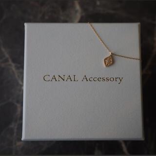 エテ(ete)のcanal accessory ネックレス(ネックレス)