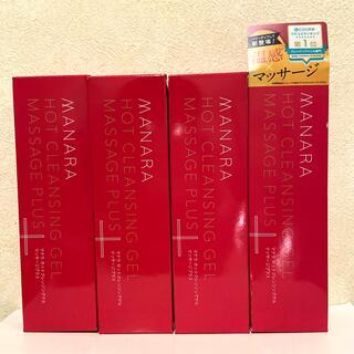 maNara - マナラ ホットクレンジングゲル  マッサージプラス 4本セット