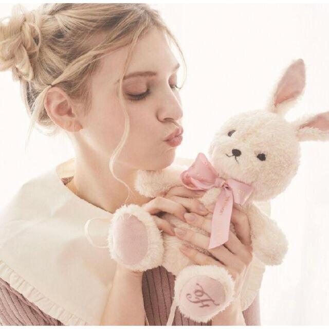 Maison de FLEUR(メゾンドフルール)のメゾンドフルール☆ノベルティー エンタメ/ホビーのおもちゃ/ぬいぐるみ(ぬいぐるみ)の商品写真